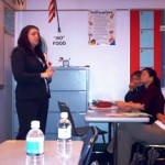Speaking with ESL Students about Immigration Options